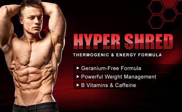 Hyper Shred es un quemador de grasa que está diseñado para darle más energía para hacerlo a través de su día. Además de aumentar el metabolismo y el apoyo a la energía, el suplemento afirma ser capaz de ayudar a controlar el peso y la claridad mental. http://pastillas-adelgazantes.com/hyper-shred/