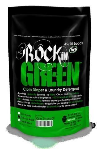 Rockin' Green Classic Rock REMIX keeps my cloth delicious