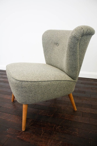 RETRO 50s COCKTAIL CHAIR #vintage