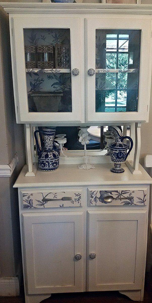 Mueble de cocina dise o decoracion divertido cuchara for Muebles de algarrobo mercadolibre