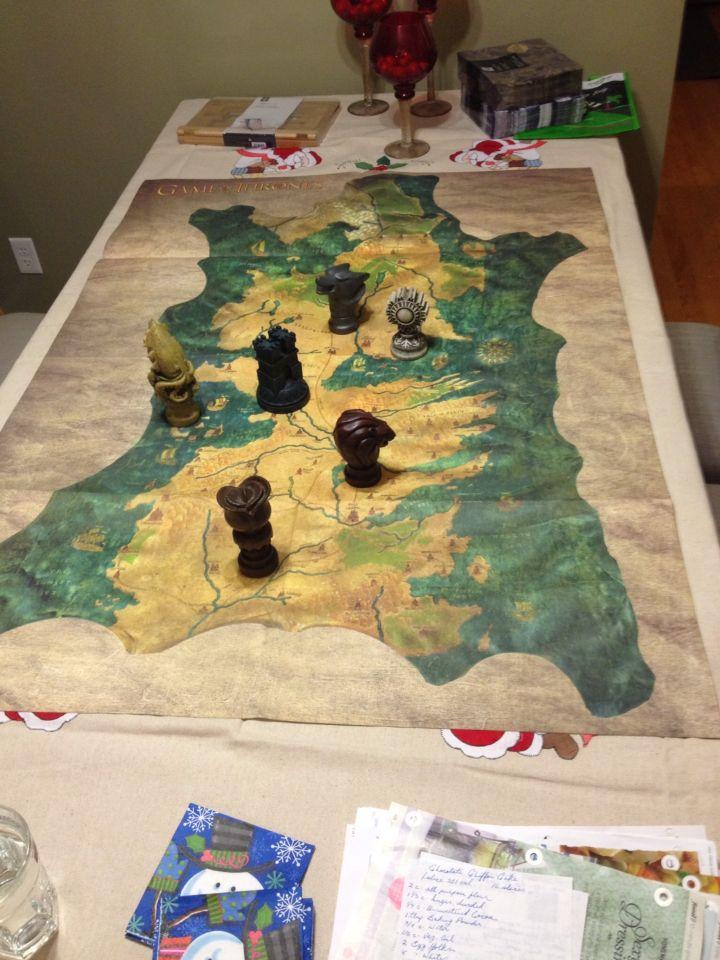 Westeros war plan.
