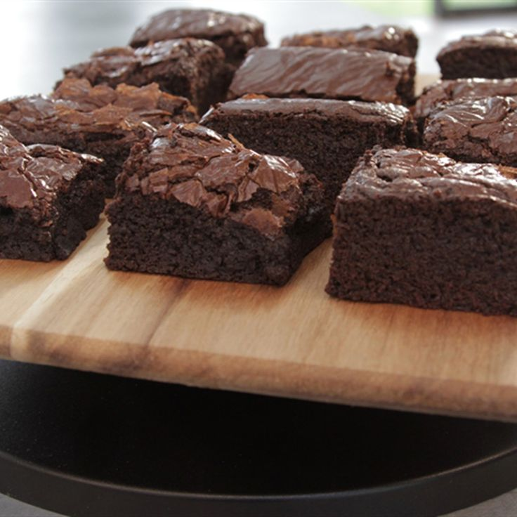 Try this Chocolate Miso Brownies recipe by Chef James. This recipe is from the show The Great Australian Bake Off.