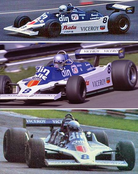 Bata Sponsored Salazar Williams Aurora 1980 AFX World Championship Motor Racing