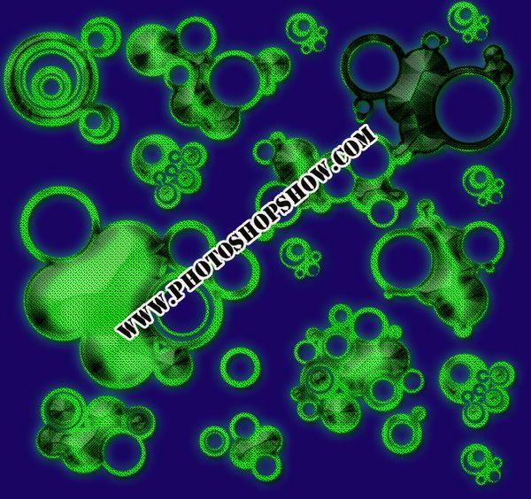 Vector Circle Brushes for Photoshop, Daire Photoshop için fırçalar, Daire Photoshop için fırçaları ucretsiz indirebilirsiniz. Daire Photoshop için 17 adet fırçalar