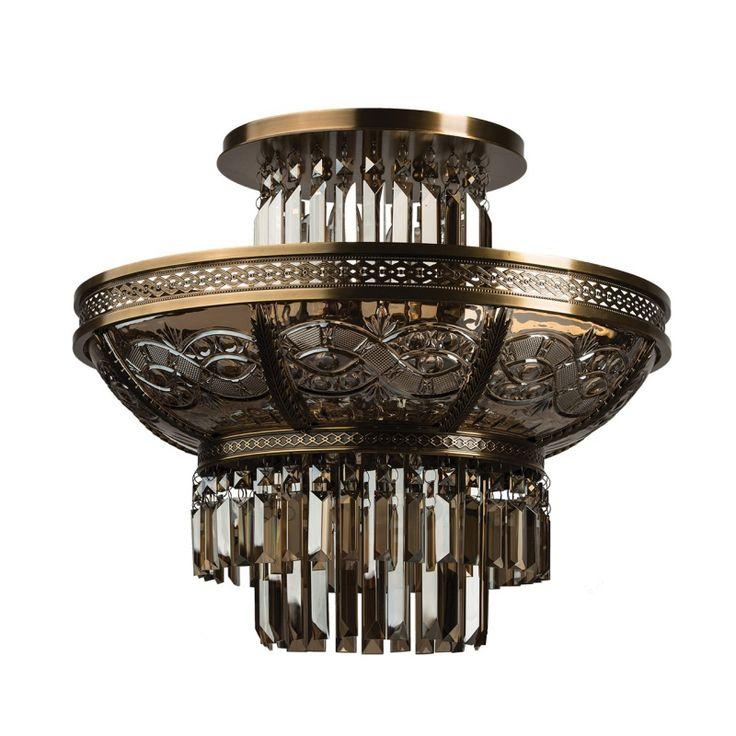 48 best lampen images on Pinterest Chandeliers, Lanterns and - deckenleuchten wohnzimmer landhausstil