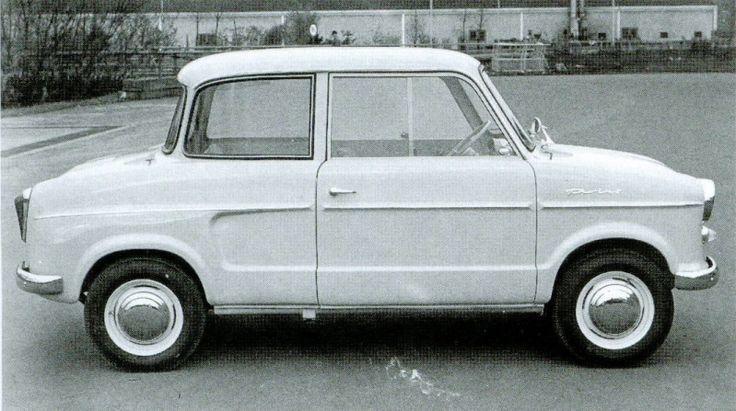 "OG | 1958 NSU Prinz Mk1 | Prototype. Initial name was ""Lido"""