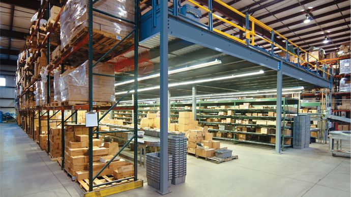 #Pallet_Racking_and_Shelving is certainly designed and developed as per the function and operation to be performed by it. Pallet racking since is designed as per the requirement and specification by the respective client, hence, as a result, the racks and shelves are of varied kinds.