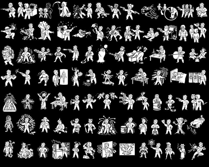 Fallout Perk Boy Wallpaper