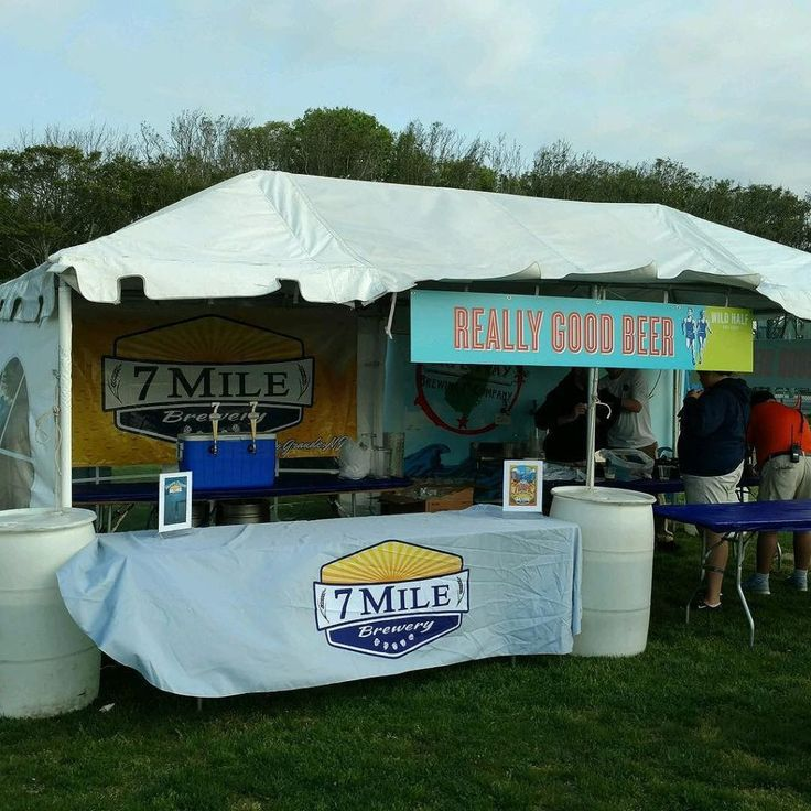 Wildwood Half Marathon sponsored by Moreys Piers. We are serving Skinny Dipper and 7 Mile India Pale Ale all day at Fox Park. Come by and…