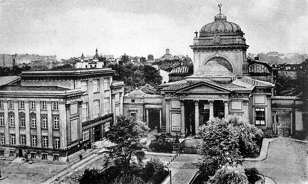 Wielka Synagoga przy Tlomackiem 7