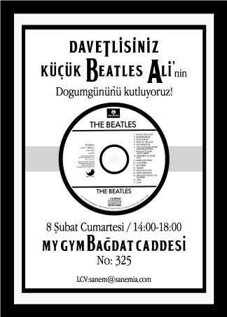 Invitation, Beatles,