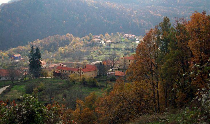 elatochori -Olympus mountain Greece