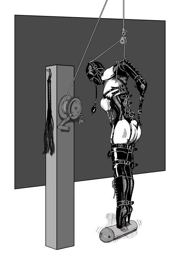 Husband predicament bondage