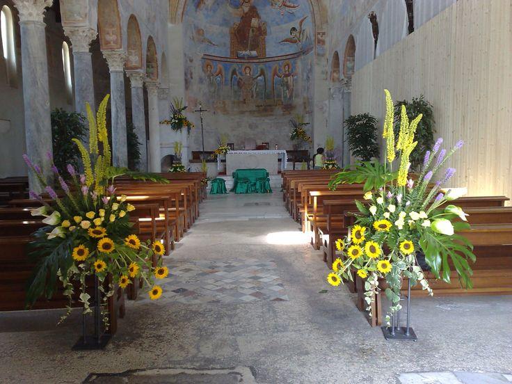 Addobbi Floreali in Chiesa by Galleria D'Arte Scarano