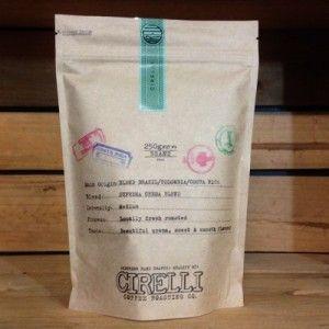 Cirelli Coffee Suprema Crema 250gm - The Gram Store