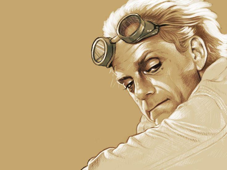 Doc Brown1024768 Pixel, Approach Steampunkgogglescom, 121 Jiggawatt