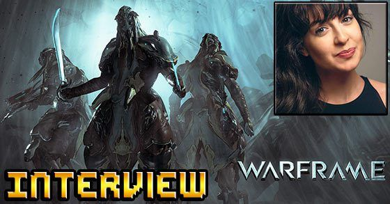 Interview with Digital Extremes Rebecca Ford  Warframe Tennocon and Digital Extremes history