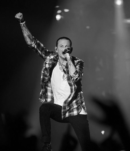 Chester Bennington // Linkin Park