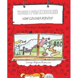 """Druga część przygód Tosi i Pana Kudełko - premiera już 27 listopada :)  """"Tosia i Pan Kudełko: Nowy członek rodziny"""" porusza temat adopcji zwierząt.  #tosiaipankudelko #vegankids #weganizm #dladzieci #wegarnia"""