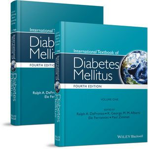 International Textbook of Diabetes Mellitus