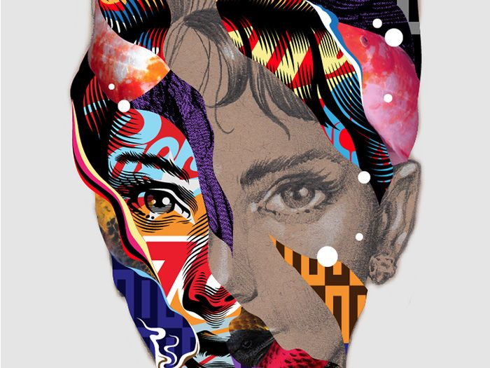 New wave pop art clashes with the urban landscape in these colourful artworks of Tristan Eaton. Based in Los Angeles Eaton career path includes graffiti ar