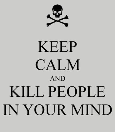 HA: Laughing, Real Life, Quotes, Funny Stuff, Keepcalm, Keep Calm, Things, Mind, Kill People