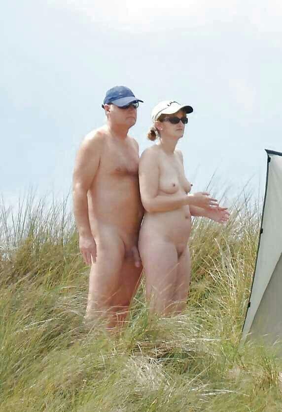 Roar on the shore naked