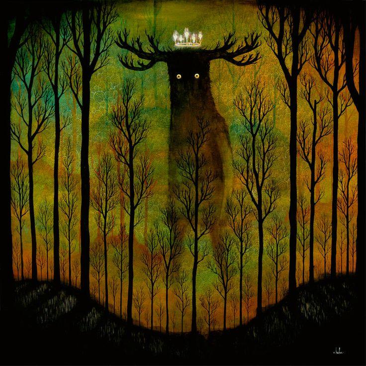 мистика дух леса: 11 тыс изображений найдено в Яндекс.Картинках