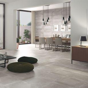 Vous souhaitez obtenir un look contemporain pour votre for Carrelage interieur contemporain