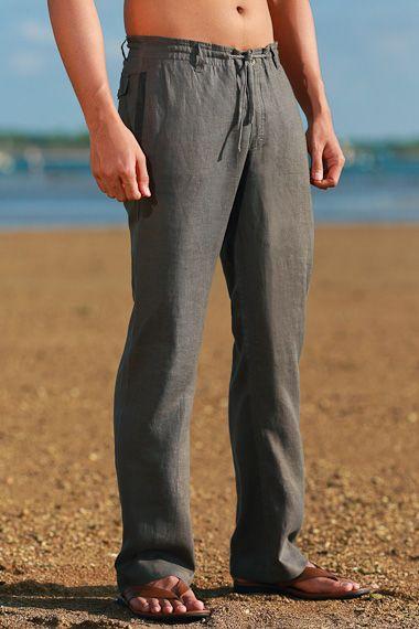 Linen Cozumel Pants