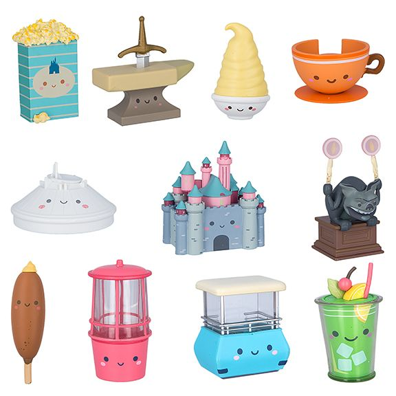 A brand new vinylmation series is coming to the Disneyland and Walt Disney World Resorts, putting a happy face on some of your favorite theme park ico...