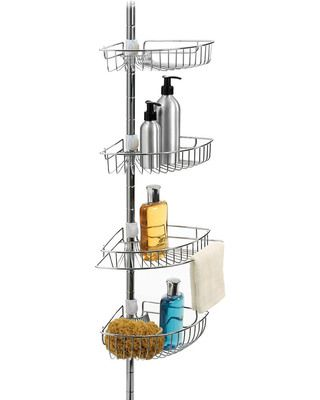 Shower Organization - Tight Spaces.