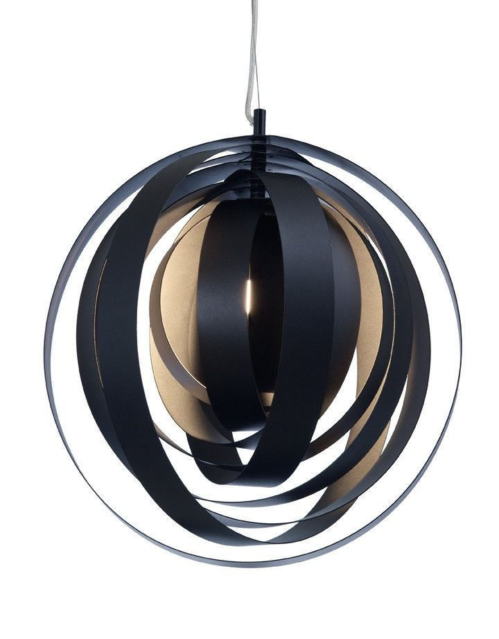 ORBA MODERN PENDANT LAMP http://www.homedesignhd.com/collections/lighting/products/orba-pendant-lamp-black