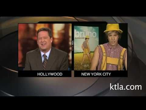 Bruno on the KTLA Morning News Hilarious Interview - YouTube