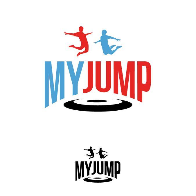 Erstelle ein neues Logo für einen Trampolinpark! Create a new logo for a  trampoline park
