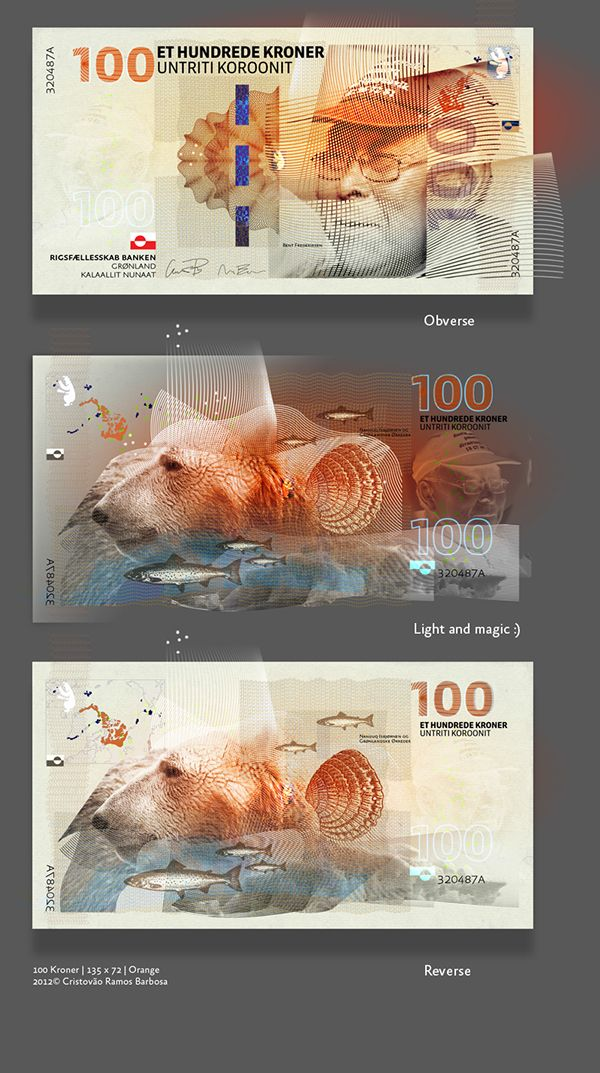 A continuation of some ideas on Currency Design.
