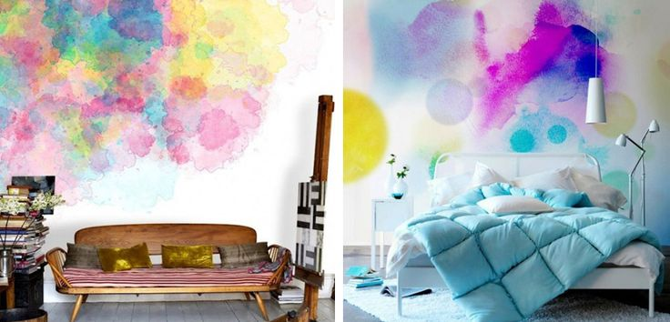 pinturas de pared