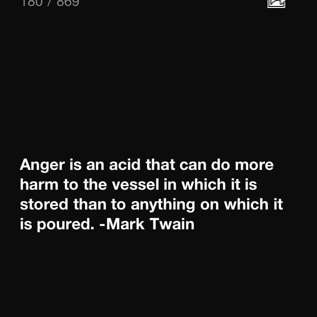 anger: Life True, Sooo True, Inspiration Philosophy, Anger Danger, So True, Eating Soul, Well, Anger Eating, First Place