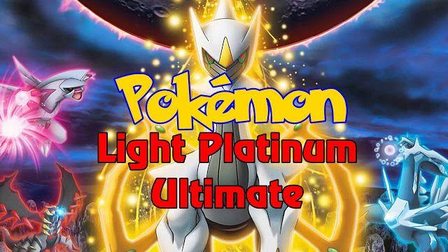 Light Platinum Ultimate | pokemon moon and sun