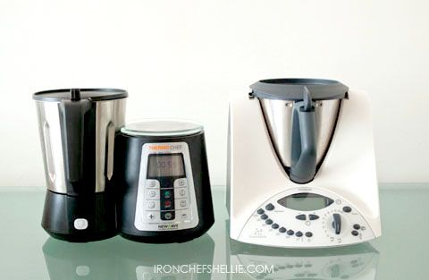 Thermomix v Thermochef - The Units