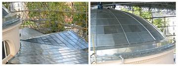 Reflektierende Dächer, eingedeckt von PESO Dachdecker- und Bauklempner GmbH in Berlin (12205) | Dachdecker.com