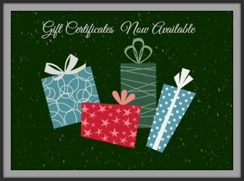 #Holiday #Gift Certificates Now Available for Purchase at #NYC & #Philadelphia locations. Email stillpointholisticstudio@gmail.com to purchase 1-session gift certificates.  #HolisticHealth #Healthyholiday #Giftideas #shoplocal