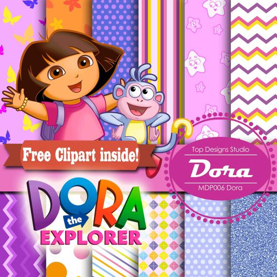 1000+ images about Dora the Explorer on Pinterest | The o'jays ...
