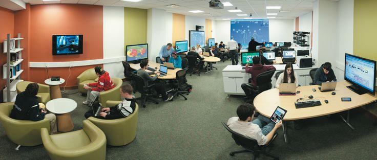 Modern Computer Classroom ~ Best images about st century classroom on pinterest