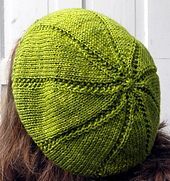 Ravelry: Slice of Life Hat pattern by Mary Keenan