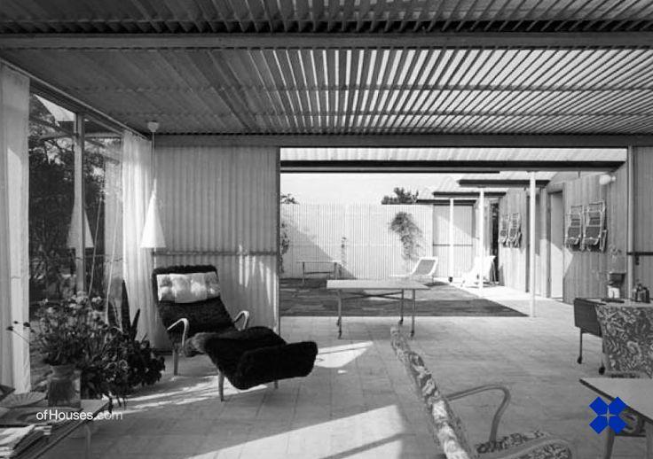 : 171. Bruno Mathsson /// Mathsson summer house ///...