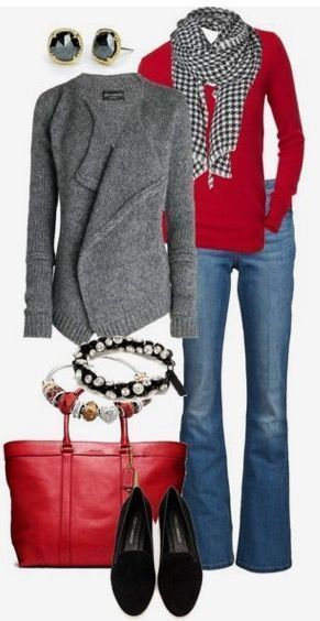 30 Elegant Fall Outfits for Work #fall #outfits #work #offices #business –