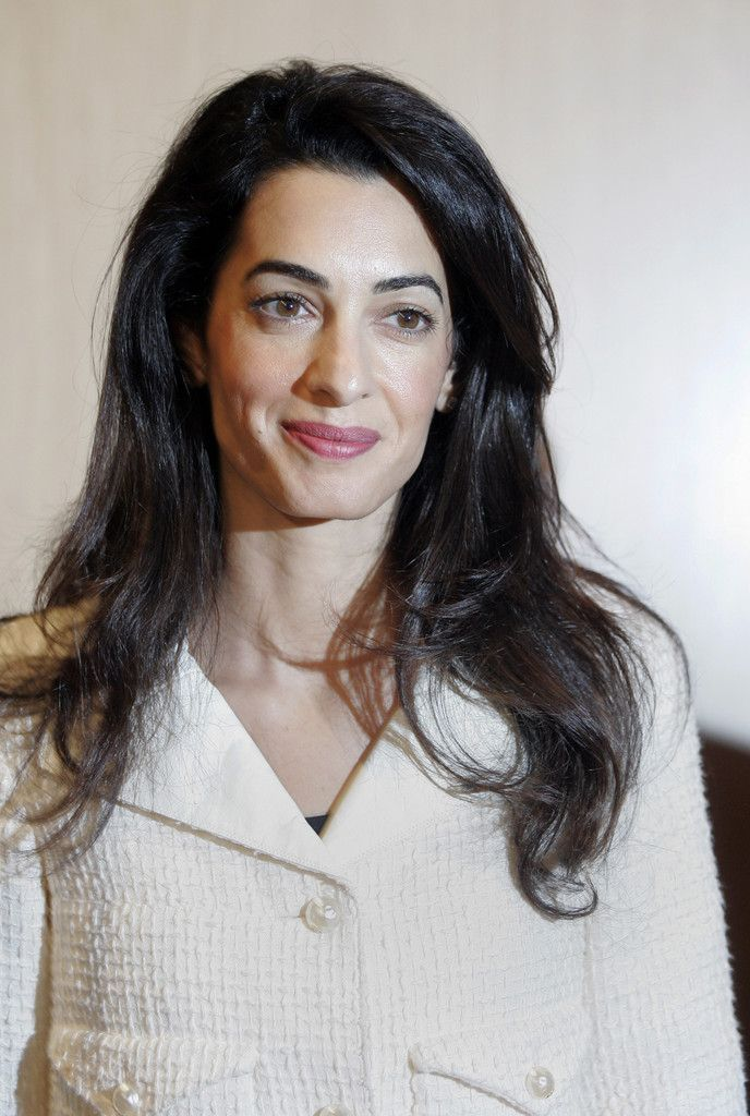 AMAL CLOONEY WOWS IN HER VERY FIRST AMERICAN TV INTERVIEW - http://www.becauseiamfabulous.com/2016/01/16/amal-clooney-wows-in-her-very-first-american-tv-interview/