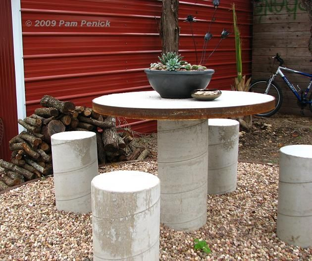 15 Best Concrete Tubes Crafts Images On Pinterest Garden