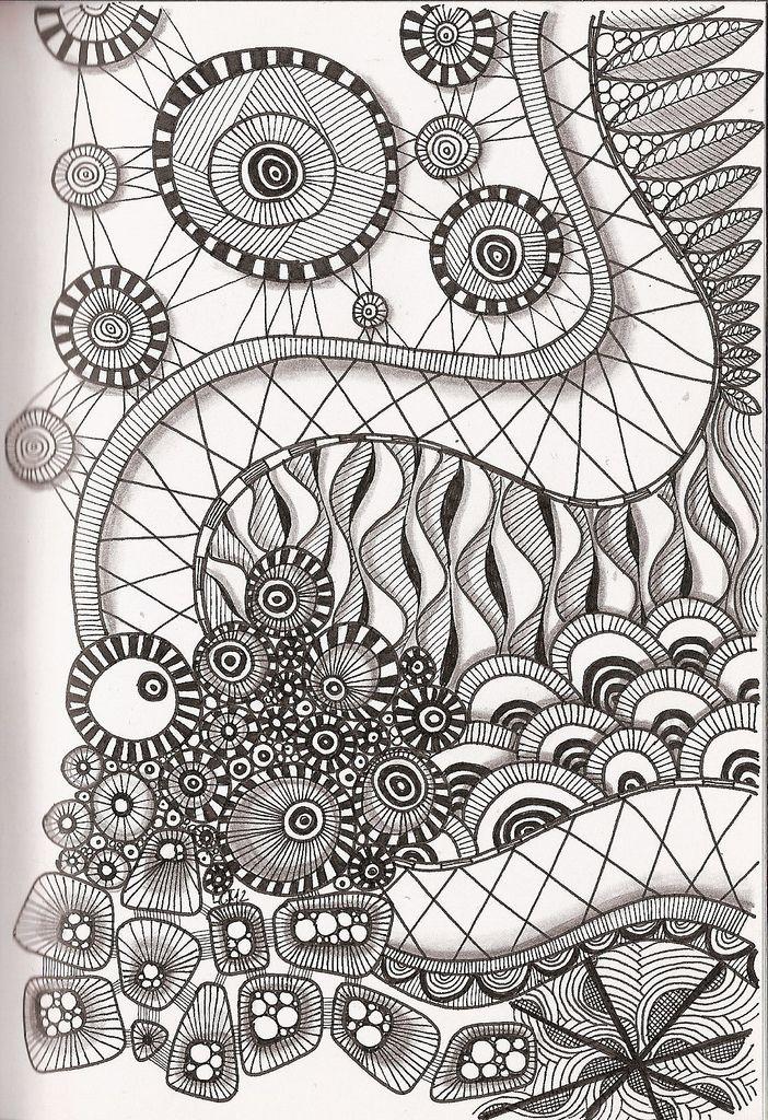 Zen Line Drawing : Best images about zentangle zendoodle on pinterest